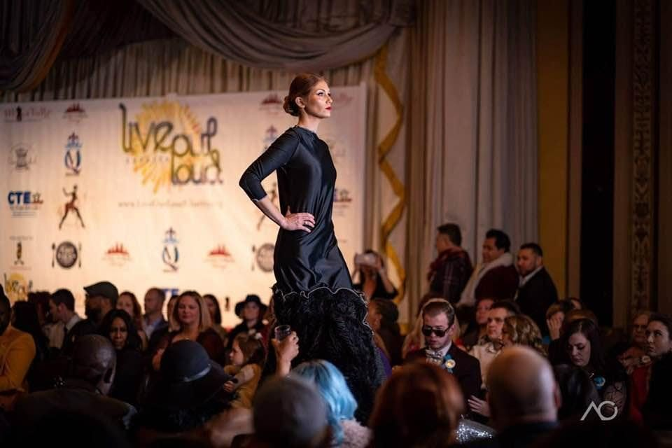 Marchell Lavon Bold And Beautiful Fashion Show