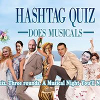 Hashtag Quiz Does Musicals - The Red Lion