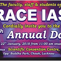 8th Annual Day of RACE IAS