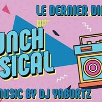 Le Brunch musical du BDS - 90s music by DJ Yaburtz