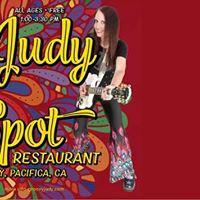 The Groovy Judy Band Hangs Ten