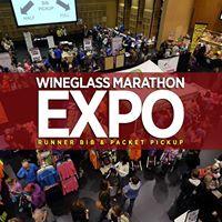 2017 Wineglass Marathon Expo