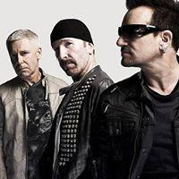 U2 in Belfast