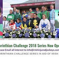 The Corinthian Challenge Series 2018 Final Leg