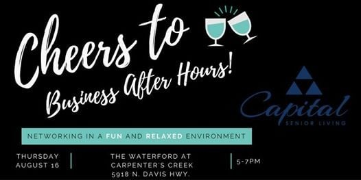 Capital Senior Living Business After Hours