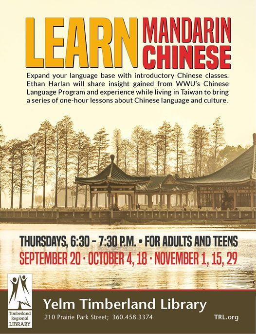 Learn mandarin for teens