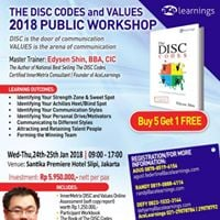 The DISC Codes and Value