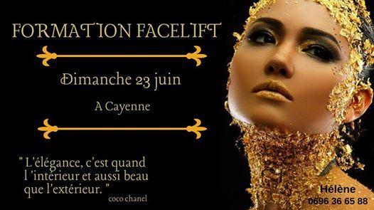 Journe Certifiante Lifting Facial Energtique