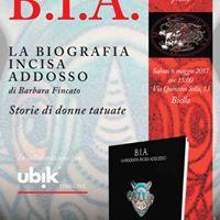 Presentazione editoriale di BIA