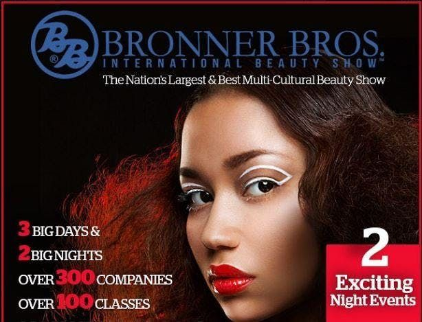 Bus Ride to Atlanta for Bronner Brothers Hair Show