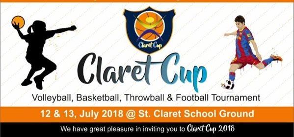 Claret Cup 2018