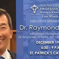 YCP December Executive Speaker Series with Dr. Raymond Pfang