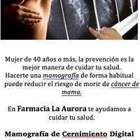 Mamografia de Cernimiento