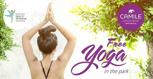 Free Yoga in the Park with Camile