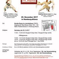 Karate Brcken-Seminar