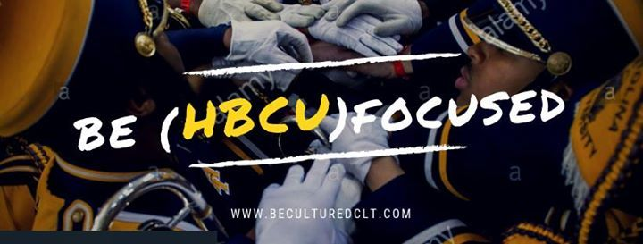 Be [HBCU] focusED