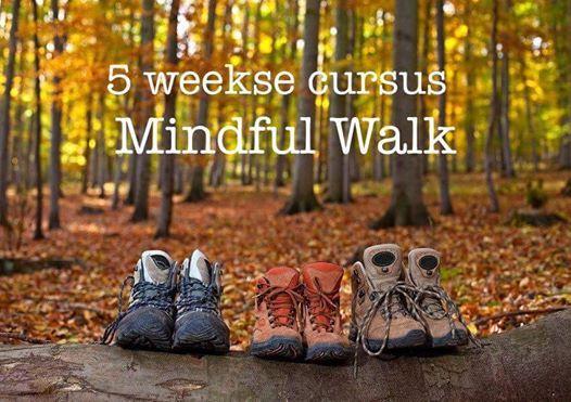 Mindful Walk Cursus Roosendaal
