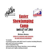 Showjumping Camp