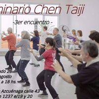 Seminario de Chen Taiji