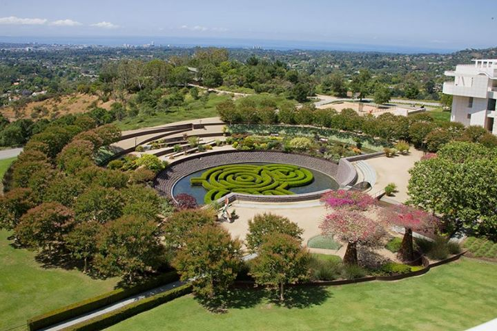 Field Trip to LA The Getty Center and Gottlieb Native Garden