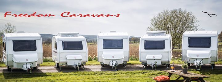 Freedom Caravans Limited at the Motorhome and Caravan Show