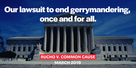 Stand up to end gerrymandering