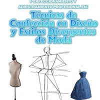 Diplomado Tcnicas de Confeccin en Diseo y Estilos Divergentes de Moda