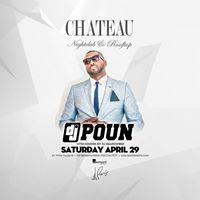 DJ Poun Chateau Nightclub