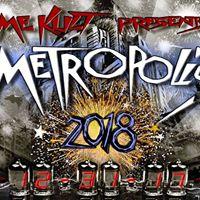 Kostume Kult Presents Metropolis 2018 - New Years Eve
