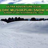 Snow Hike Mushkpuri Peak