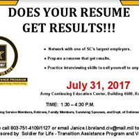Resume Writing and Interview Skills hosted by Sfl-Tap