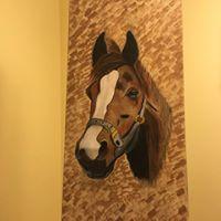 Painting for Ponies Fundraiser for Refuge RR