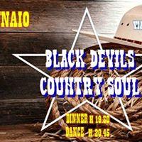 Black Devils &amp Country Soul CuChulainn