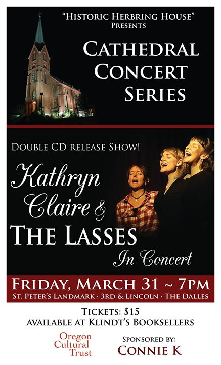Kathryn Claire and The Lasses