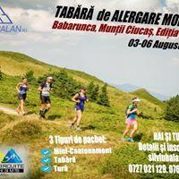 Tabr de Alergare Montan Babarunca 2017