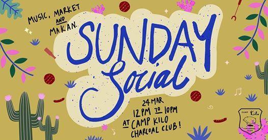 Sunday Social Market