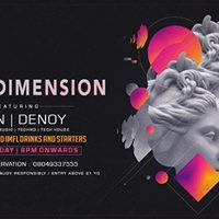 House Dimension Featuring John &amp Denoy
