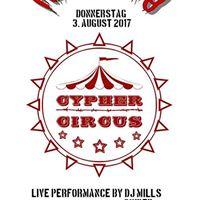 Brause Musik Cypher Circus