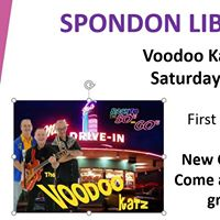 Live Entertainment - Voodoo Katz