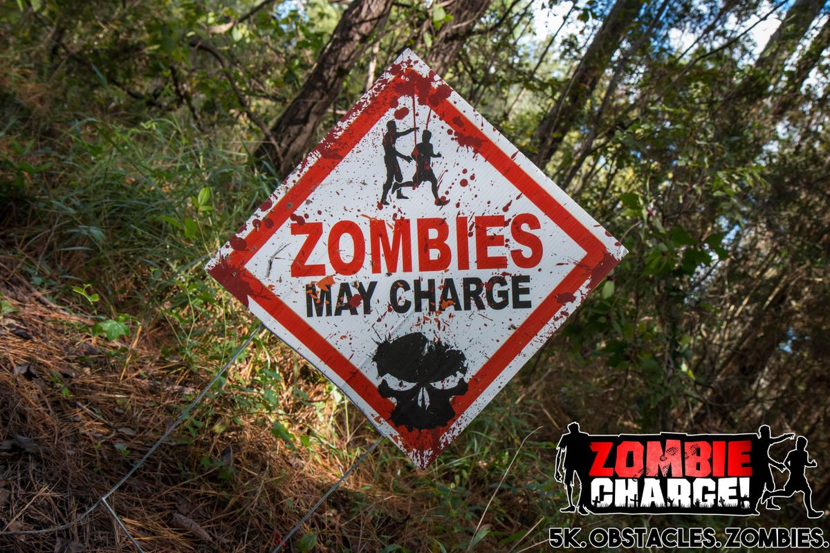 ZOMBIE CHARGE - AUSTIN - SEPTEMBER 21 2019