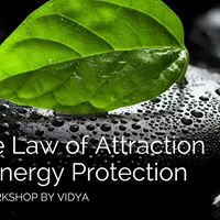 The Law of Attraction &amp Energy Protection By Vidya