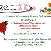 Christmas Social &amp Networking Event