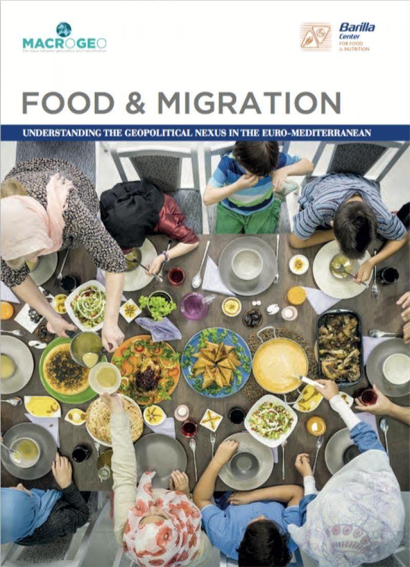 Food&Migration - Capire il nesso geopolitico nellarea euro-mediterranea