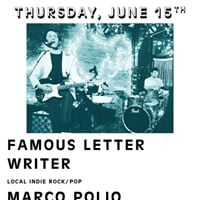 New Sounds Famous Letter Writer  Marco Polio