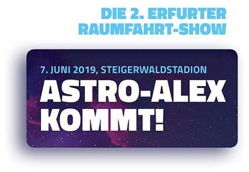2. Erfurter Raumfahrt-Show