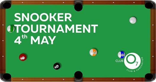 Snooker Tournament 2019