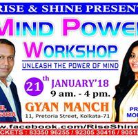 Kolkata Mind Power Workshop