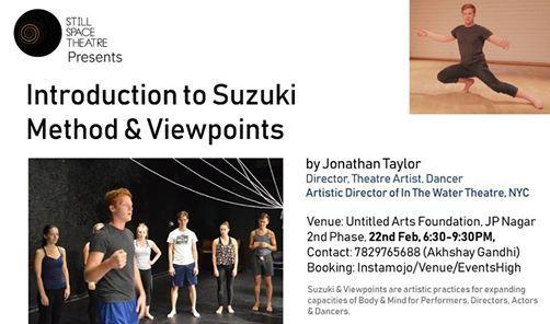 Intro to Suzuki Method & Viewpoints(ActorsPerformersDirectors)