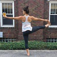 Yoga in the Yard wa Beer Back
