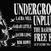 Underground Unplugged 2nd Edition